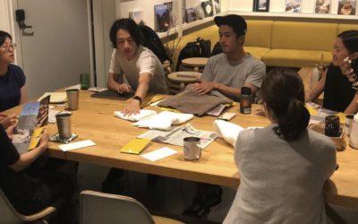 IKEUCHI ORGANIC タオル勉強会